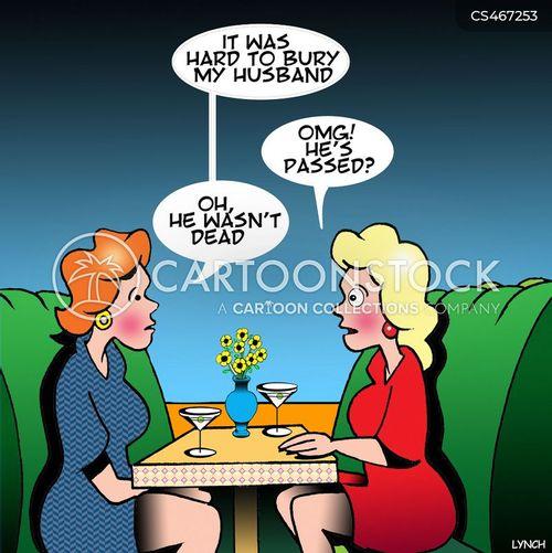 girls talk cartoon