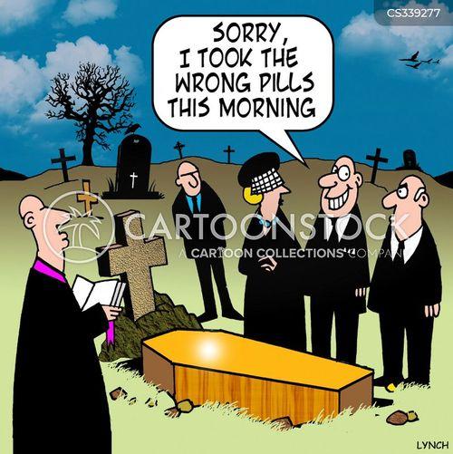 uppers cartoon