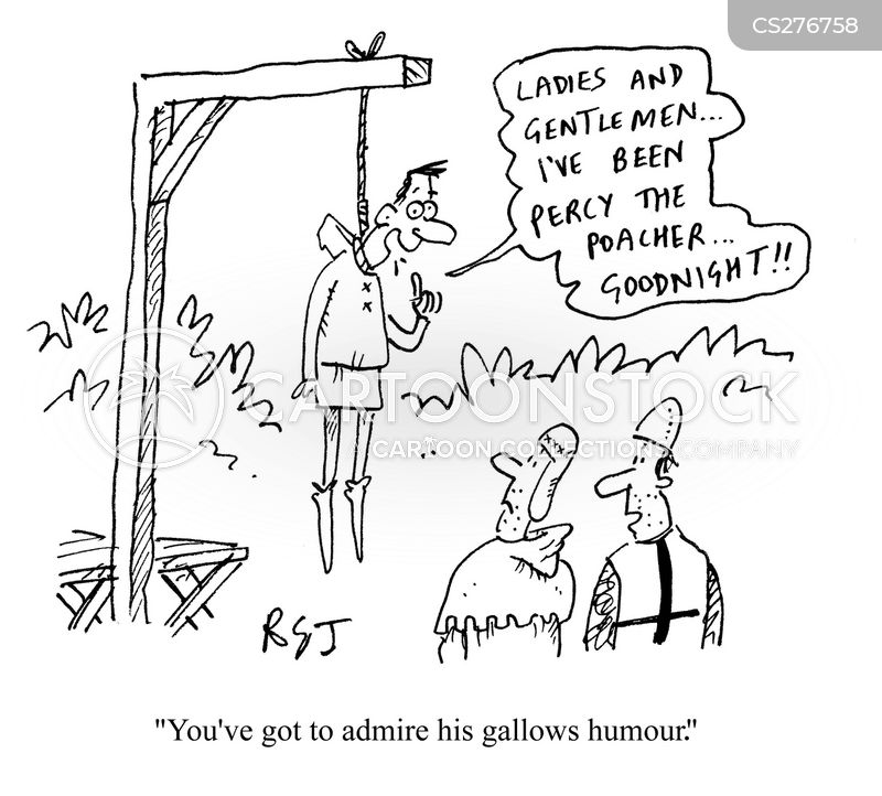 gallow cartoon