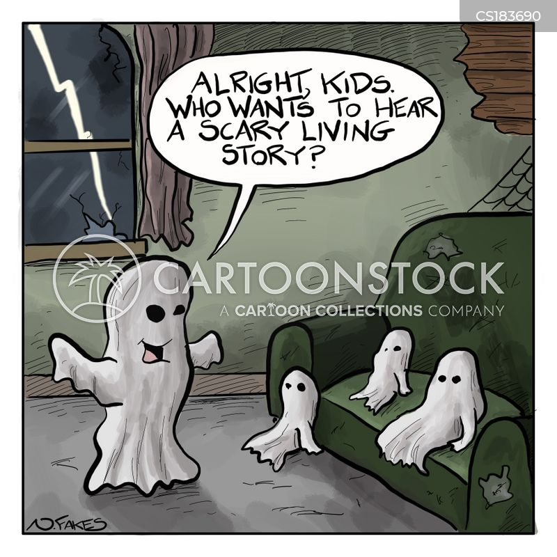 role-reversal cartoon
