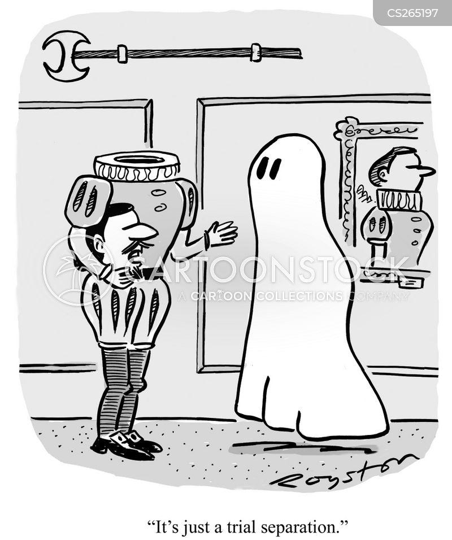 estrangement cartoon