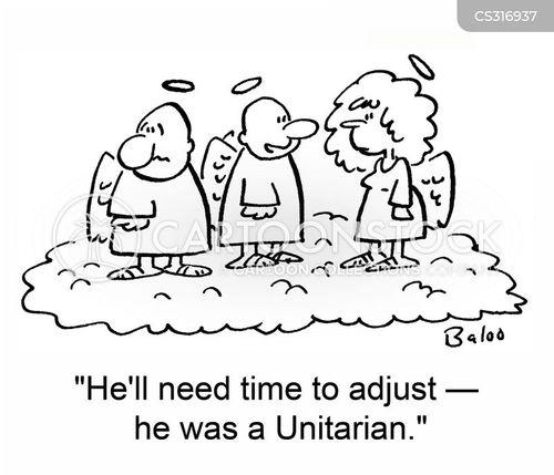 adjust cartoon