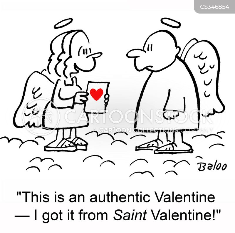 Valentines Card Cartoons and Comics funny pictures from – Saint Valentine Card