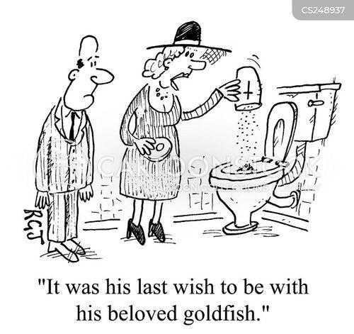 crematory cartoon