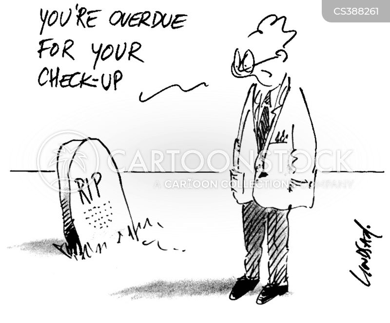 hospital appointments cartoon