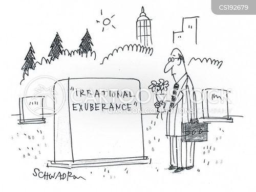 exuberantly cartoon