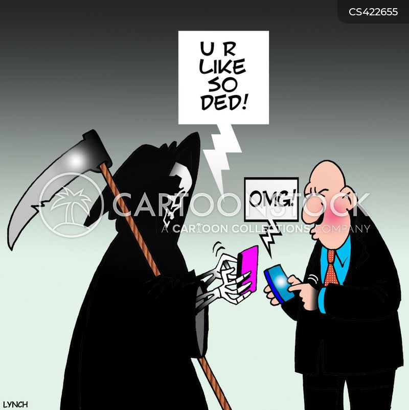 textspeech cartoon