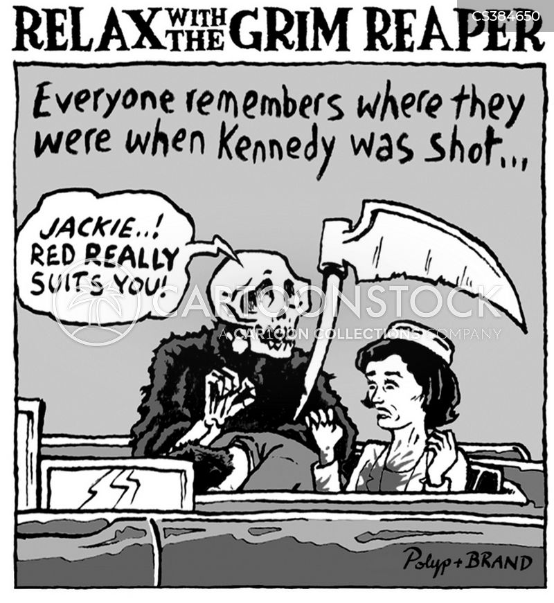 John Kennedy Cartoons And Comics Funny Pictures From