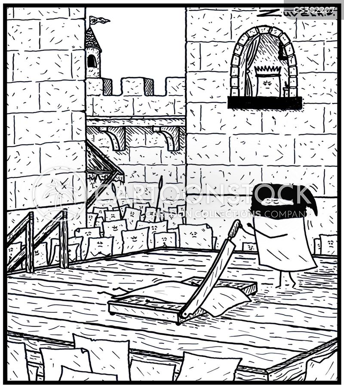 paper cuts cartoon
