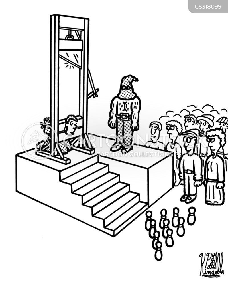 Guillotine Cartoon, Guillotine Cartoons, Guillotine Bild, Guillotine Bilder, Guillotine Karikatur, Guillotine Karikaturen, Guillotine Illustration, Guillotine Illustrationen, Guillotine Witzzeichnung, Guillotine Witzzeichnungen