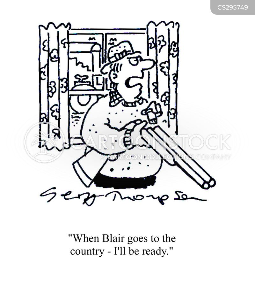 preperation cartoon