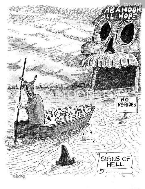 boatman cartoon