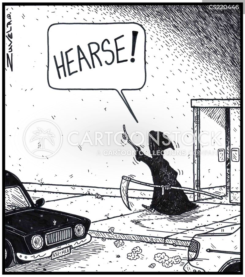 residents cartoon