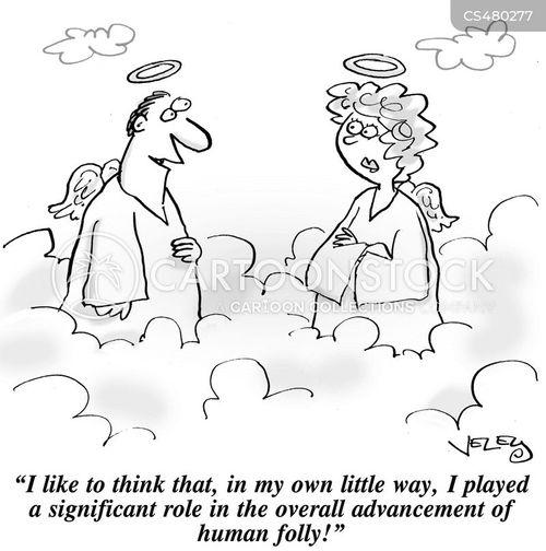 folly cartoon