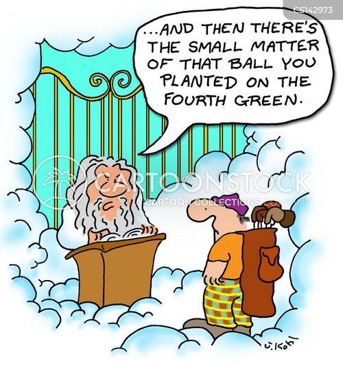 the after-life cartoon