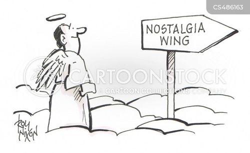 memorable cartoon