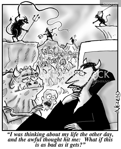 mull over cartoon