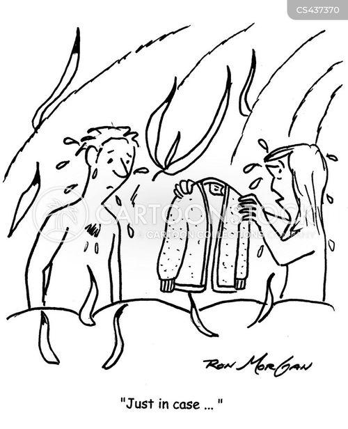 eternal damnation cartoon