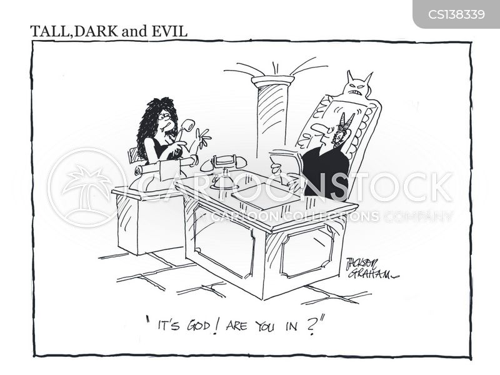 the underworld cartoon