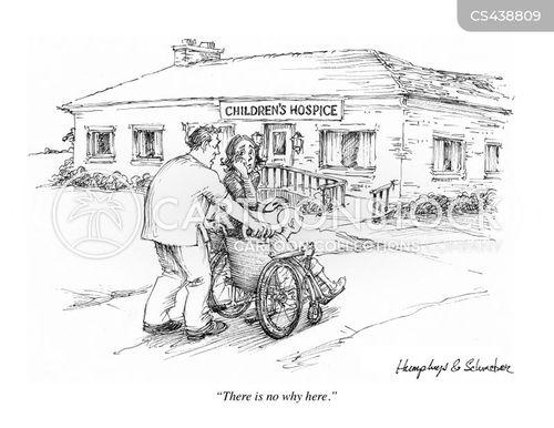 medical clinics cartoon