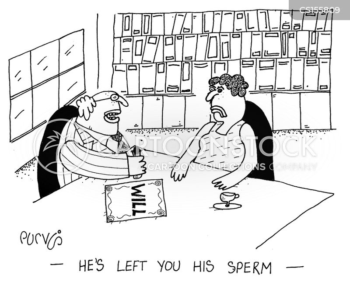 given cartoon
