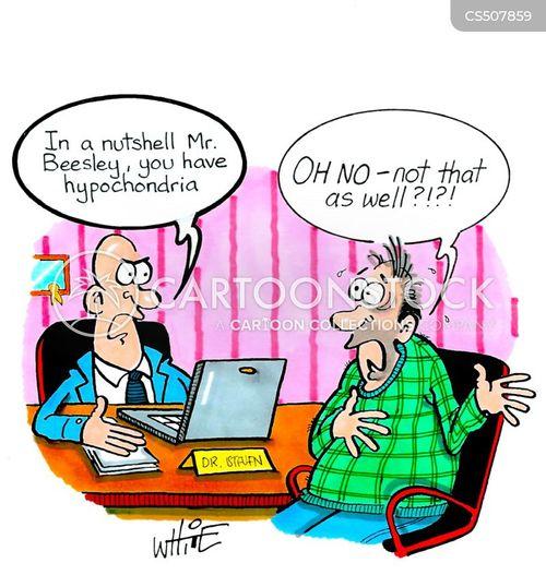 malady cartoon