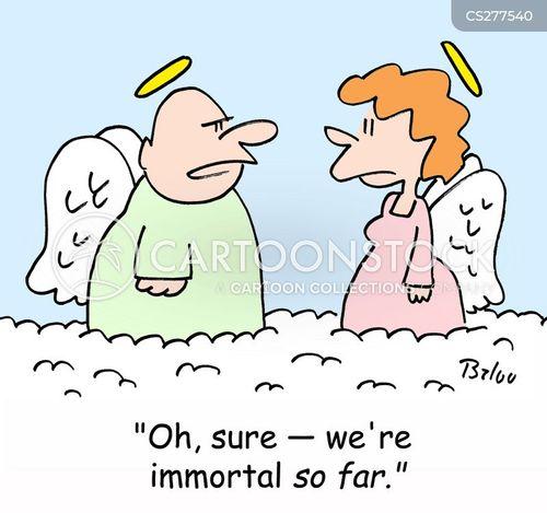 pessimistic outlook cartoon