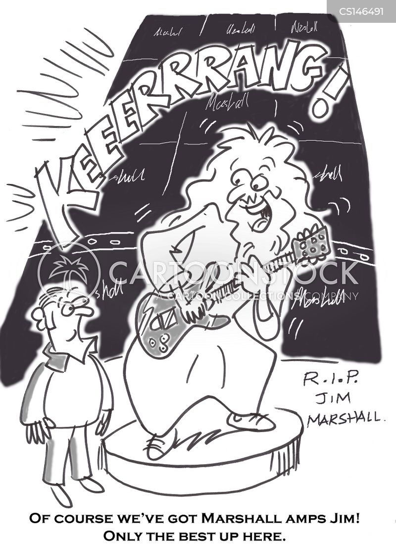heavy rock cartoon