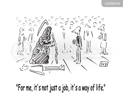 way of life cartoon