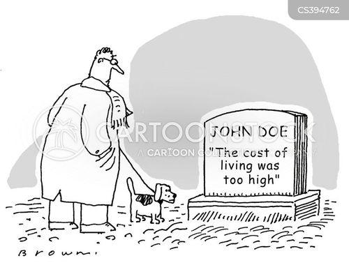 john doe cartoon