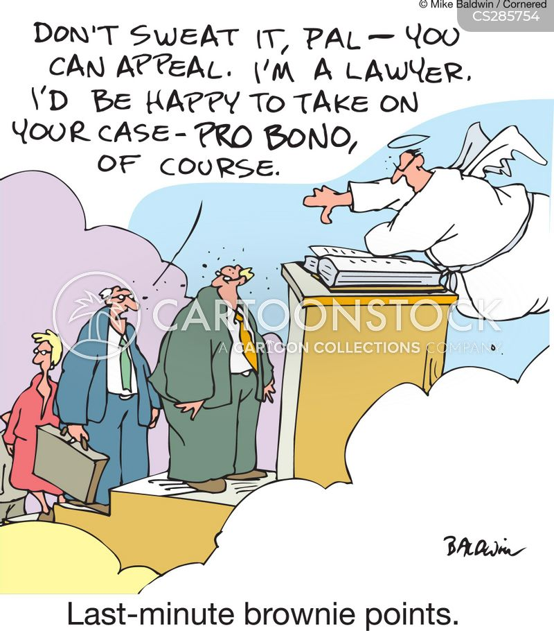 judgment day cartoon