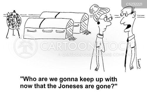 joneses cartoon