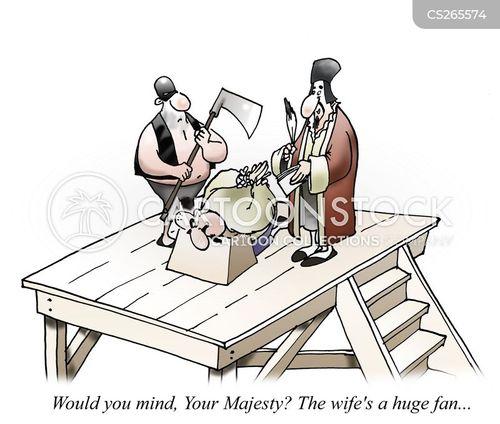 autograph hunter cartoon