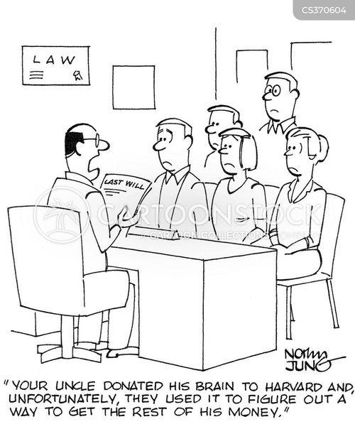 family fortune cartoon