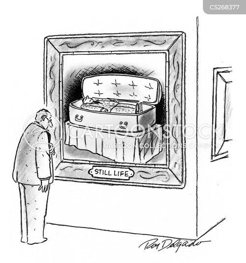 still cartoon