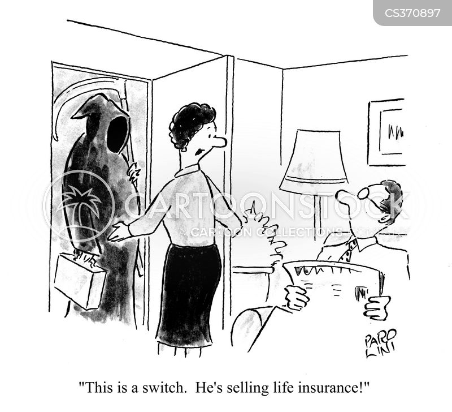 job switch cartoon