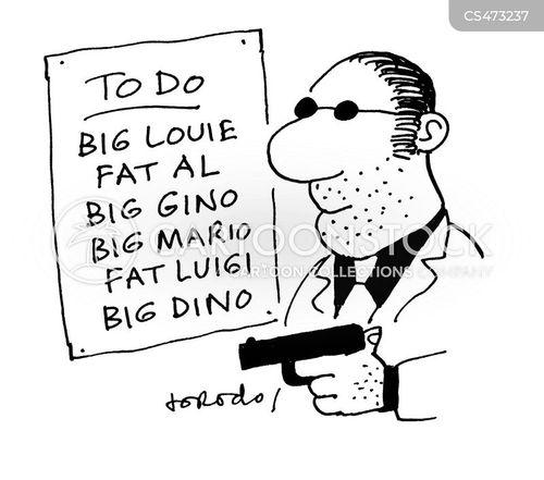 italian stereotypes cartoon