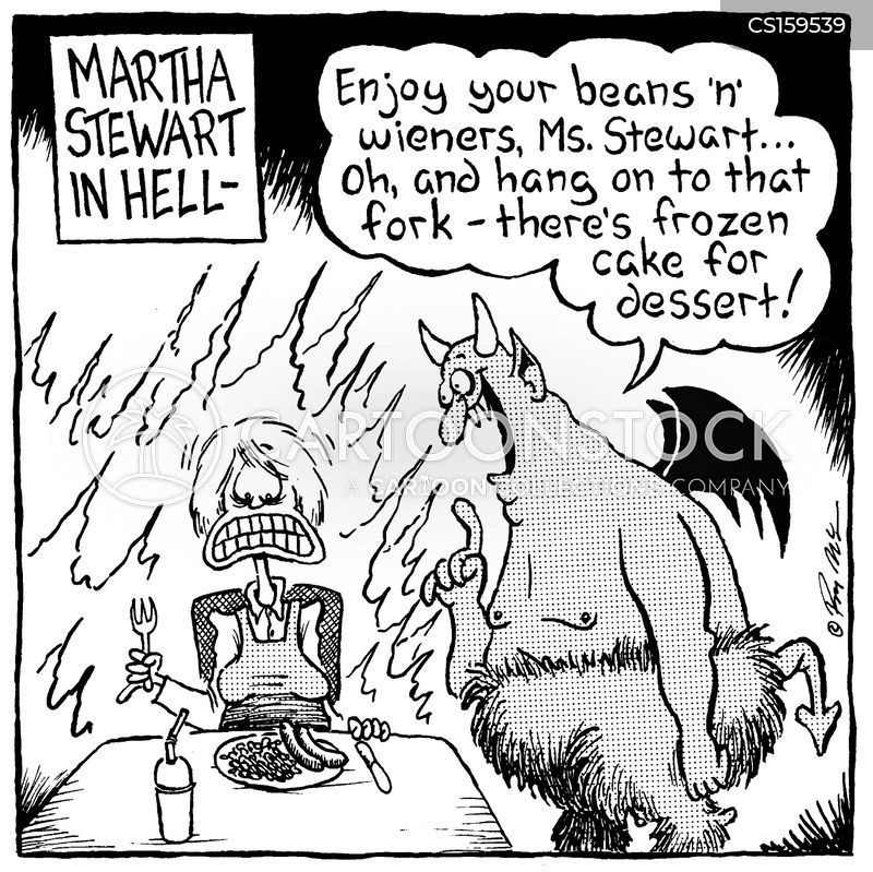 personal hell cartoon