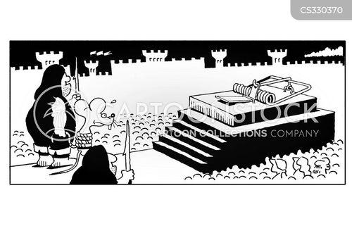 excecutioners cartoon