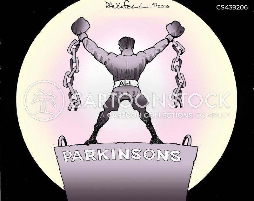 sporting heroes cartoon