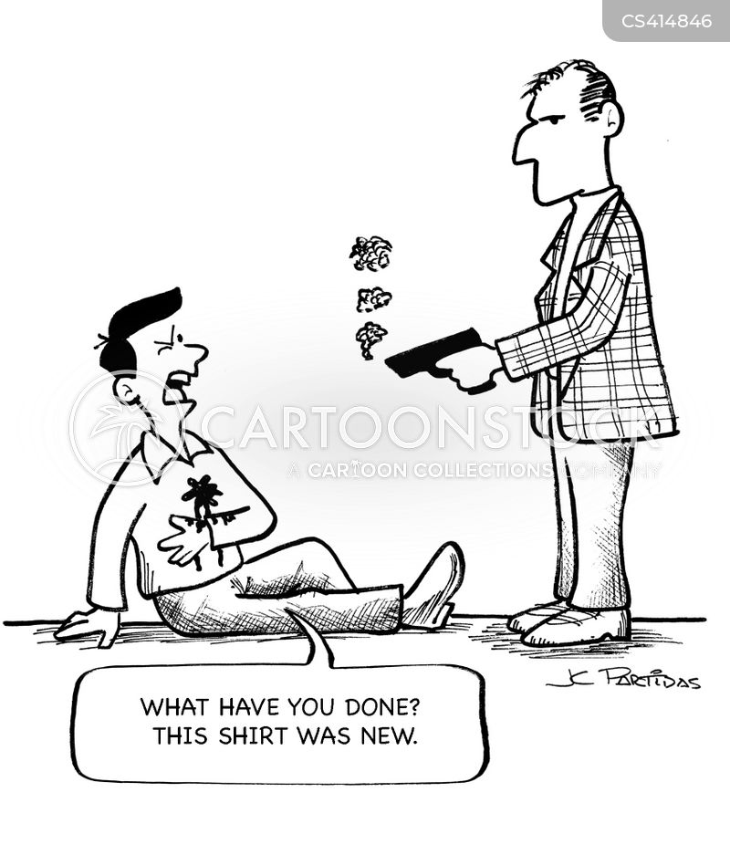 blood stain cartoons and comics funny pictures from cartoonstock