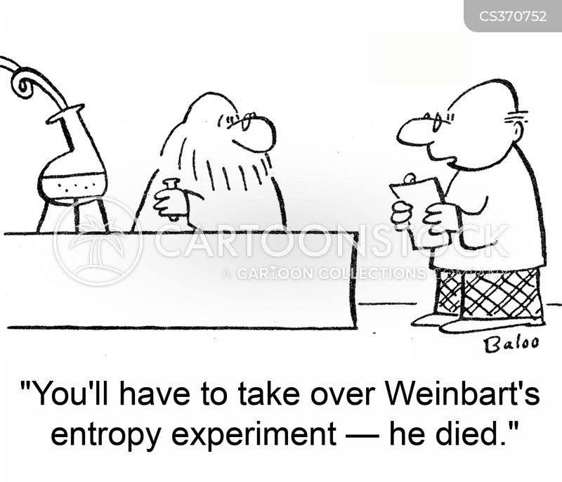 entropy cartoon
