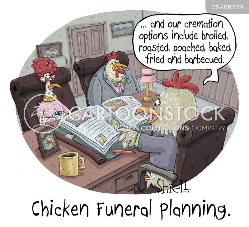 funeral planners cartoons and comics funny pictures from cartoonstock