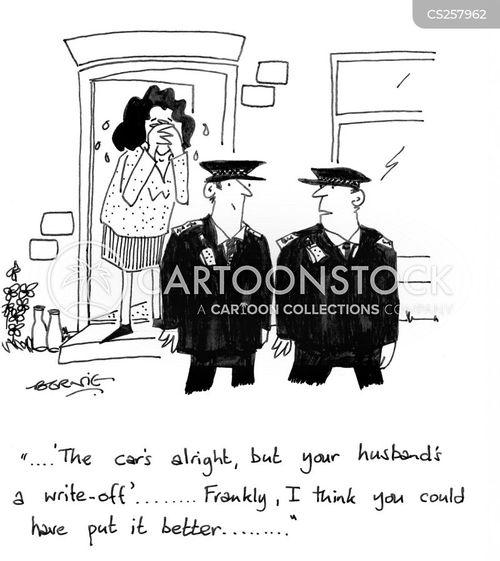 distress cartoon