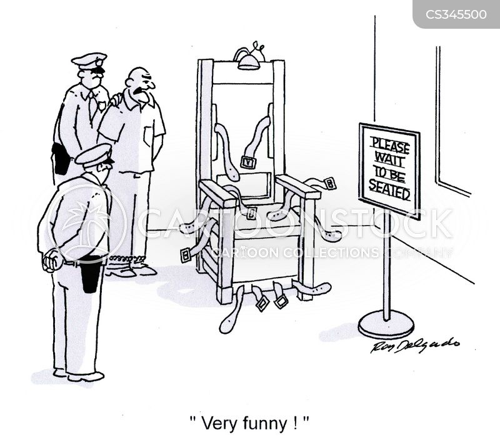 please wait cartoon