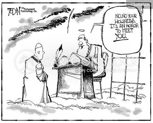 honored cartoon