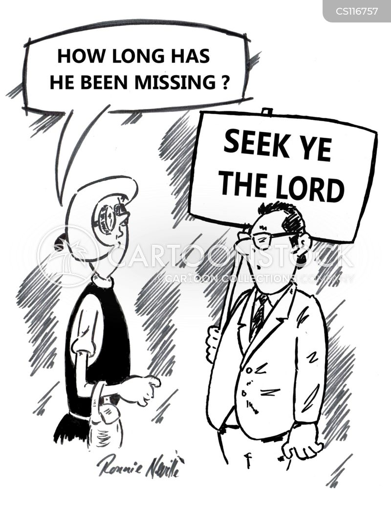 missionaries cartoon