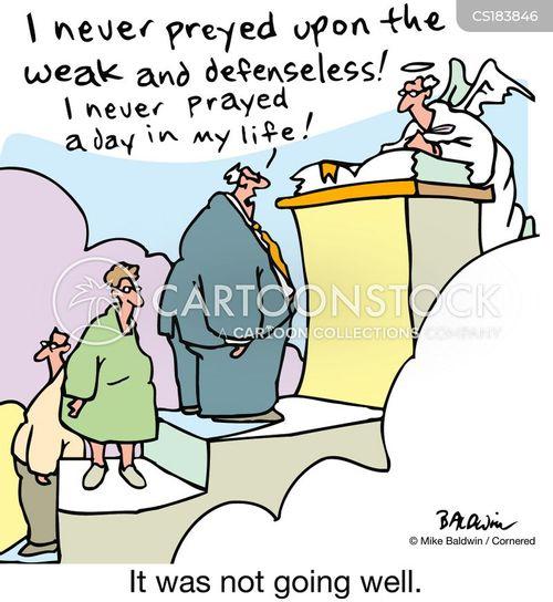 atheists cartoon
