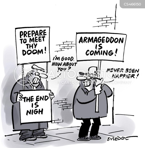 prophets of doom cartoon