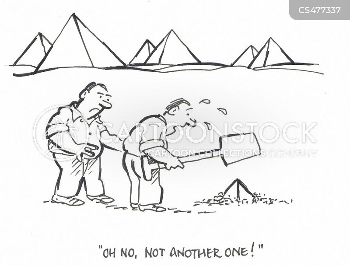 ancient wonder cartoon